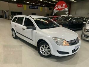 2008 Holden Astra AH MY08.5 60th Anniversary White 4 Speed Automatic Wagon Laverton North Wyndham Area Preview