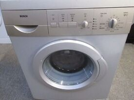 *CHEAP*SILVER BOSCH+6KG+WASHING MACHINE=GREAT+1 MONTH WARRANTY+FREE LOCAL DELIVERY+FREE OLD UPLIFT*