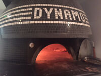 PIZZA CHEF - PIZZAIOLO wanted for The Dynamo Cafe