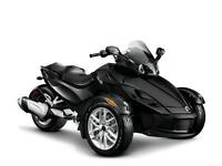 2015 CAN AM SPYDER RS SE5 EN LIQUIDATION!