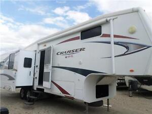 2011 Cruiser 305SK Fifth Wheel