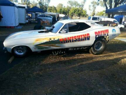 Dodge Challinger Race Car Beenleigh Logan Area Preview