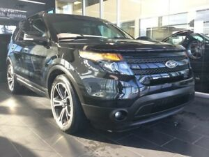 2014 Ford Explorer SPORT, NAVI, REAR VIEW CAMERA, SUNROOF