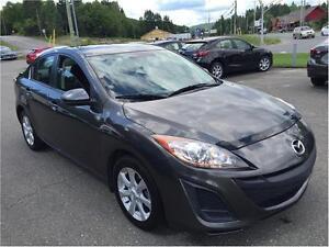 2011 Mazda Mazda3 GX BAS KM !