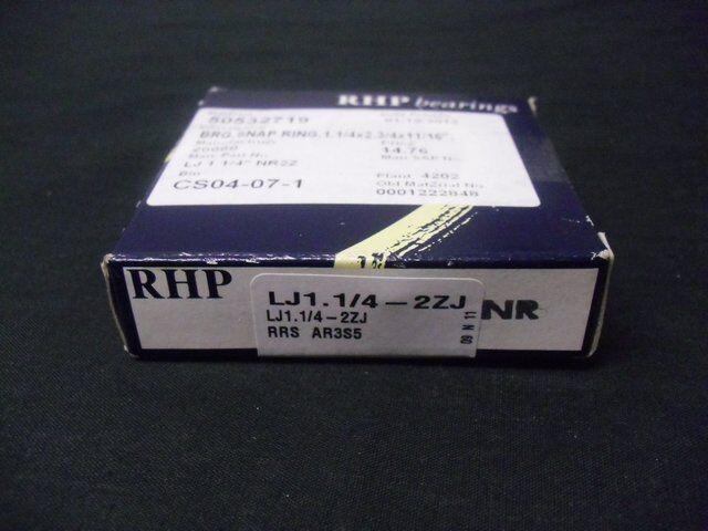 Bearing RLS4-2RSY RHP LJ1//2-2RSY