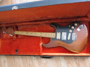 1973 Mocha Stratocaster