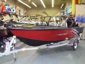 2018 Starcraft 166 Stealth DC Fishing Boat $92 BIWEEKLY