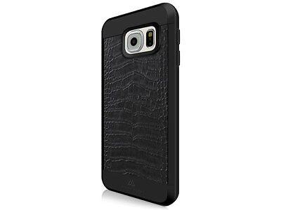 Usado, Samsung Galaxy S6 Drop Protección Cocodrilo Funda Negro de Black Rock en Caja segunda mano  Embacar hacia Argentina