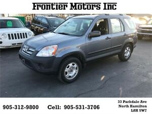 2005 Honda CR-V LX ALL WHEEL DRIVE