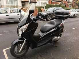 Honda S Wing 125 ABS 2013 in good condition for sale £1960