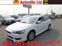 2014 Mitsubishi Lancer Automatic Everyone Approved