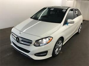 2015 Mercedes-Benz B250 4MATIC MAGS 45,000KM SEIGES ELECT CHAUFF
