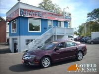 2011 Ford Fusion SEL **Leather/Heated Seats/Sync**