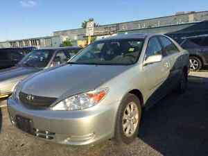 2003 Camry XLE ,up to date servi ,LowKm,Clean,Loaded,Saftey!!!!!