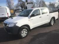 Toyota Hi-Lux 2.5D-4D 4WD HL2 Double Cab Pickup Reduced Price!!