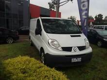2012 Renault Trafic X83 Phase 3 Van Low Roof LWB 4dr Quickshift 6 Maidstone Maribyrnong Area Preview