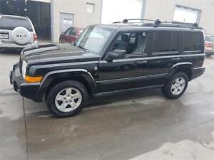 2006 Jeep Commander 204kms 8 cyl 416 271 99996 7 passenger