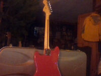 Squire by fender Mustang electric guitar