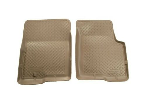 Husky Liners Classic Style Custom Fit Molded Front Floor Liner for Select Ford M