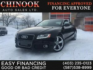 2011 Audi A5 2.0L S-Line Quattro Premium Plus-LowKM,Fully Loaded