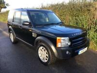 2006 56 LAND ROVER DISCOVERY 3 TDV6 XS DIESEL