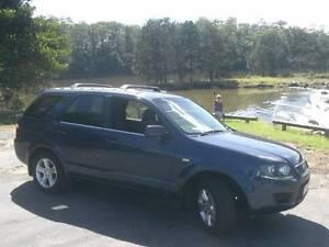 2009 Ford Territory Wagon swap with LWB van Loganlea Logan Area Preview