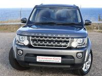 Land Rover Discovery 4 3.0SD V6 ( 255bhp ) ( s/s ) Auto 2015MY SE Tech