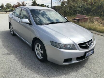 2005 Honda Accord Euro Grey 5 Speed Sequential Auto Sedan Maylands Bayswater Area Preview