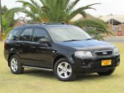 2009 Ford Territory SY TX Black 4 Speed Sports Automatic Wagon Hendon Charles Sturt Area Preview