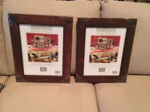 "New Wood Picture Frames  10"" x 13"""