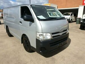 2013 Toyota HiAce TRH201R MY12 Upgrade LWB 4 Speed Automatic Van Granville Parramatta Area Preview