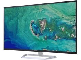 ACER 32inch 1440p 2.5K IPS Monitor PC - NEW! Gaming Or ADOBE RGB