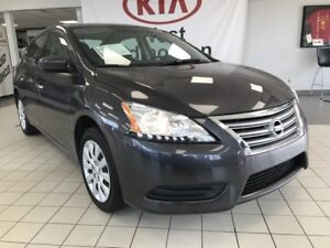 2015 Nissan Sentra S FWD 1.8L CVT *CRUISE CONTROL/KEYLESS ENTRY/