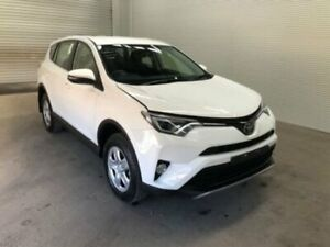2018 Toyota RAV4 ASA44R MY18 GX (4x4) Glacier White 6 Speed Automatic Wagon Bohle Townsville City Preview