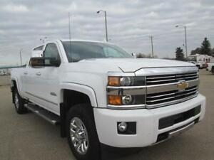 2016 Chevrolet Silverado 2500HD High Country 4x4 Duramax $420b/w