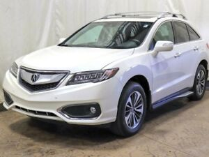 2017 Acura RDX Elite AWD w/ Navigation, Leather