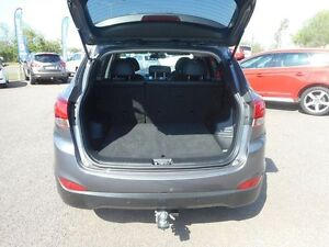 2012 Hyundai ix35 LM MY11 Highlander AWD Grey Titanium 6 Speed Sports Automatic Wagon Winnellie Darwin City Preview