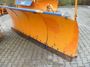 Unimog / Schmidt MF 5.3 Commercial Heavy Duty Snow Plow