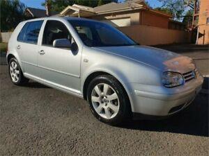 2004 Volkswagen Golf 2.0 Sport Silver 4 Speed Automatic Hatchback Granville Parramatta Area Preview