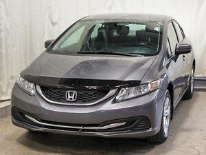 2014 Honda Civic LX Sedan Automatic w/ Bluetooth, Heated Seats