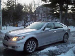MOST EXPENSIVE! 2010 Lexus LS 460 AWD MASSAGE IN SEATS!