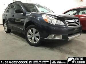 2011 Subaru Outback 2.5i Sport AWD/MAGS/TOIT/BLTH/S.CHAUF/PROPRE