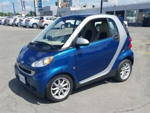 2010 Smart Fortwo $5695 Low Kms