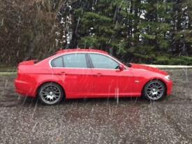 2009 59 BMW 3 SERIES 3.0 325D SE 4D 195 BHP DIESEL