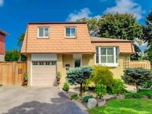 Stunning And Completely Renovated (2016) 3+1 Bdrm Home