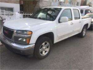 2012 GMC CANYON AUTOMATIQUE EN EXCELLENTE CONDITION