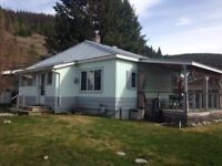 1 bdrm + den in Greenwood BC, great for retirees
