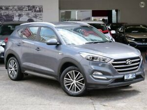 2015 Hyundai Tucson TL Active X 2WD Grey 6 Speed Sports Automatic Wagon Doncaster Manningham Area Preview