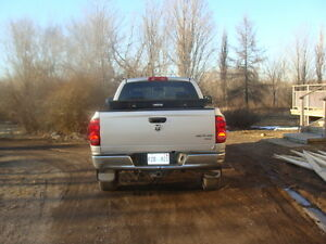 2007 Dodge Other Pickups black Pickup Truck