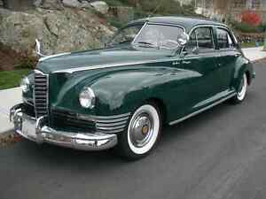 Rare Mint Condition 47 Packard Clipper Special